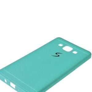 Силиконовый (TPU) чехол (накладка) для Samsung Galaxy A3 2015 (A300) (Mint)