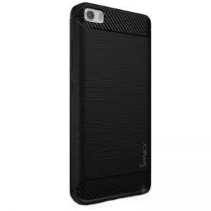 Оригинальный силиконовый чехол (накладка) Ipaky Slim (TPU) для Xiaomi Mi 5 (Black)