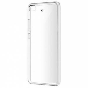 Прозрачный силиконовый (TPU) чехол (накладка) для Xiaomi Mi 5s (Clear)
