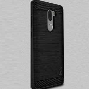 Оригинальный силиконовый чехол (накладка) Ipaky Slim (TPU) для Xiaomi Mi 5s Plus (Black)