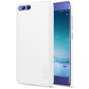 Пластиковый чехол Nillkin Matte для Xiaomi Mi 6 (White)
