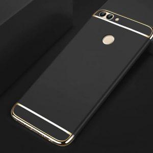 Матовый пластиковый чехол Joint Series для Xiaomi Mi 8 Lite (Black)