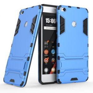 Ударопрочный чехол Transformer с подставкой для Xiaomi Mi Max 2 (Blue)