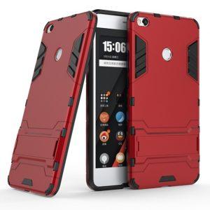 Ударопрочный чехол Transformer с подставкой для Xiaomi Mi Max 2 (Red)