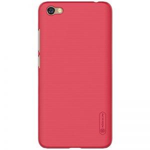 Красный пластиковый чехол (накладка) Nillkin Matte (+пленка) для Xiaomi Redmi Note 5A / Y1 Lite (Red)