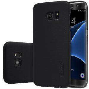 Пластиковый чехол Nillkin Matte для Samsung G935 Galaxy S7 Edge (Black)