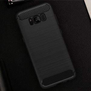 Cиликоновый (TPU) чехол Slim Series для Samsung G950 Galaxy S8 (Black)