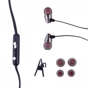 Наушники (cтерео гарнитура) Awei S-860hi (Черный / Black)