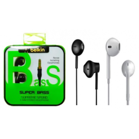 Наушники Belkin Earphones (Black)