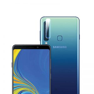 Защитное стекло на камеру для Samsung A920 Galaxy A9 (2018)