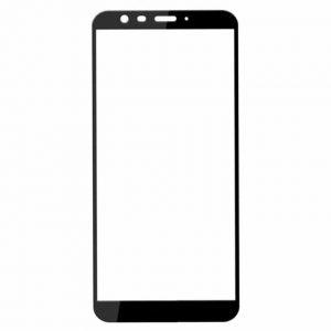 Защитное стекло 2.5D (3D) Full Cover для Meizu M8c на весь экран — Black