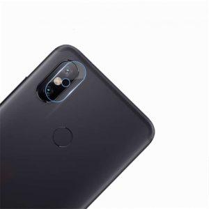 Защитное стекло на камеру для Xiaomi Mi 6x / Mi A2 (Прозрачное)