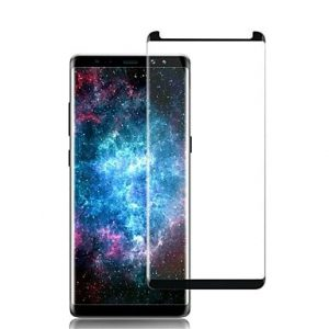 Защитное стекло 3D (5D) Full Glue Tempered Glass для  Samsung N960F Galaxy Note 9 – Black