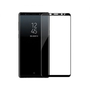 Защитное стекло 3D Full Cover на весь экран для Samsung N960F Galaxy Note 9 – Black