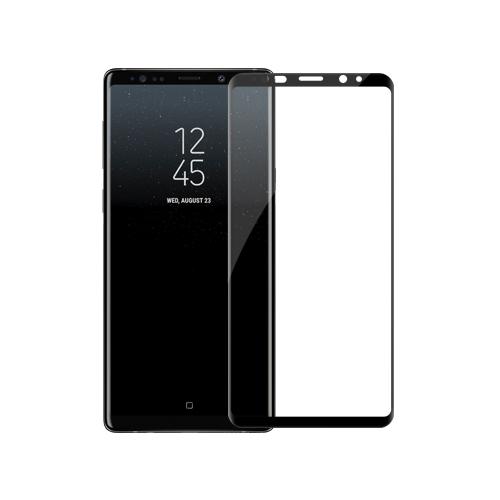 Защитное стекло 3D Full Cover на весь экран для Samsung