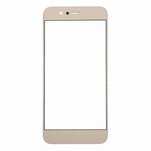 Защитное стекло 3D Full Cover (на весь экран) для Huawei Nova 2 Plus (Gold)