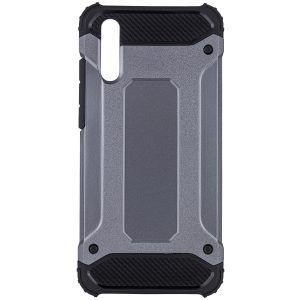 Противоударный бронированный чехол Spigen для Huawei P20 (Grey)