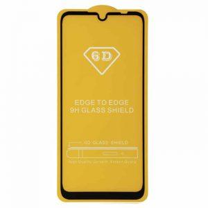 Защитное стекло 6D Full Glue (на весь экран) для Xiaomi Redmi Note 7 / Note 7 Pro (Black)