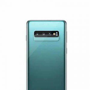 Защитное стекло на камеру для Samsung G970 Galaxy S10 E (Прозрачное)