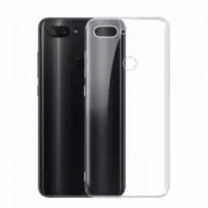 Прозрачный силиконовый (TPU) чехол (накладка) для Xiaomi Mi 8 Lite /  Mi 8 Youth (Mi 8x) (Сlear)