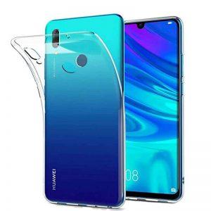 Прозрачный силиконовый (TPU) чехол (накладка) для Huawei Y7 (2019) (Сlear)