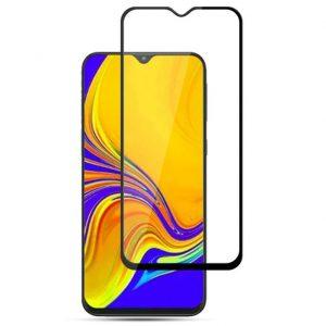 Защитное стекло 3D / 5D Full Glue на весь экран для Samsung A305 Galaxy A30 2019 (Black)