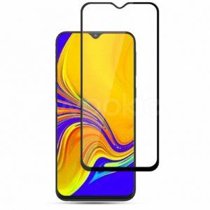 Защитное стекло 3D (5D) Full Glue Armor Glass на весь экран для Samsung Galaxy A20 / A30 / A30s / A50 / M30s / M31 / M21 – Black