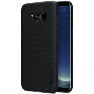 Пластиковый чехол Nillkin Matte для Samsung G950 Galaxy S8 (Черный)