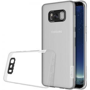 Силиконовый TPU чехол Nillkin Nature Series для Samsung G950 Galaxy S8 (Прозрачный)