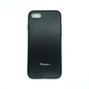 Силиконовый чехол Ipaky для Iphone 7 / 8 (Черный)