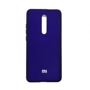 Оригинальный чехол Silicone Cover 360 с микрофиброй для Xiaomi Redmi K20 / K20 Pro / Mi 9T / Mi 9T Pro (Фиолетовый)