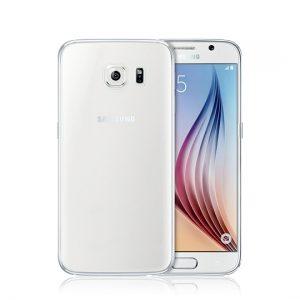 Силиконовый TPU чехол Nillkin Nature Series для Samsung Galaxy S7 (G930) (Прозрачный)
