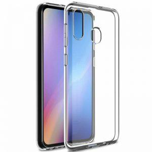 Прозрачный силиконовый TPU чехол для Samsung Galaxy A20 2019 / A30 2019
