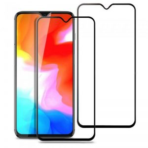 Защитное стекло 3D (5D) Full Glue Armor Glass на весь экран для Huawei Y5 2019 / Honor 8s — Black