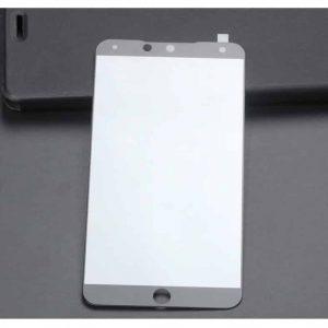 Защитное стекло 2.5D (3D) Full Cover на весь экран для Meizu 15 – White