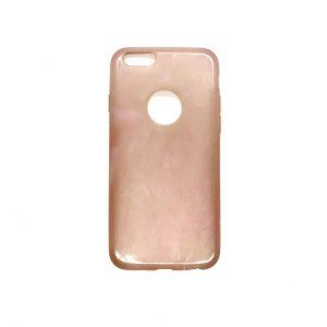 Силиконовый чехол  для Iphone 6 / 6s (Розовый)