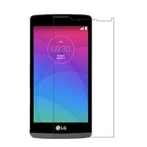Защитное стекло 2.5D Ultra Tempered Glass для LG H324 Y50 / Leon – Clear