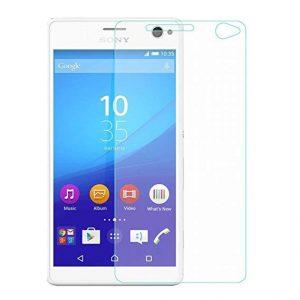 Защитное стекло 2.5D Ultra Tempered Glass для Sony Xperia C4 (E5333) – Clear