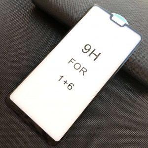 Защитное стекло 5D Premium 9H Full Glue для Oneplus 6 на весь экран – Black