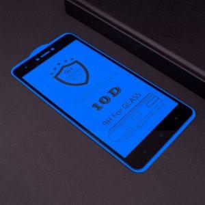 Защитное стекло 10D Full Glue Cover Glass на весь экран для Xiaomi Redmi 4x — Black