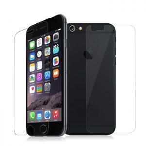 Защитное стекло 2.5D Ultra Tempered Glass на зад для Iphone 6 Plus / 6s Plus – Clear