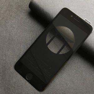 Защитное стекло 5D Japan HD ++ на весь экран для Iphone 6 / 6s – Black