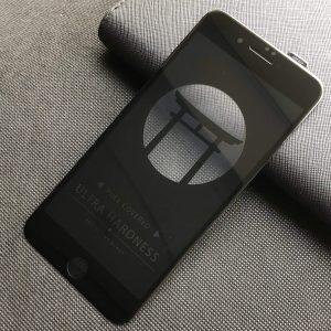 Защитное стекло 5D Japan HD ++ на весь экран для Iphone 7 / 8 — Black