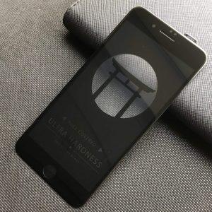 Защитное стекло 5D Japan HD ++ на весь экран для Iphone 7 / 8 – Black