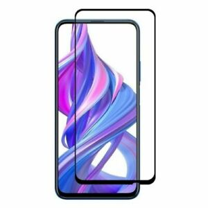Защитное стекло 3D (5D) Full Glue Armor Glass на весь экран для Huawei Honor 9x / 9x Pro – Black