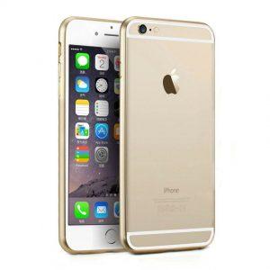 Алюминиевый  бампер  для Iphone 6 Plus / 6s Plus (Золотой)