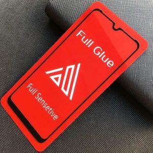 Защитное стекло 3D (5D) Perfect Glass Full Glue Inavi на весь экран для Xiaomi Redmi 7 — Black
