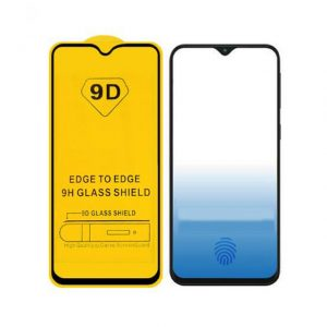 Защитное стекло 9D Full Glue Cover Glass на весь экран для Huawei Nova 5 – Black