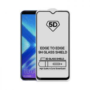 Защитное стекло 5D Full Glue Cover Glass на весь экран для Samsung Galaxy A20 / A30 / A30s / A50 / M30s / M31 / M21 – Black