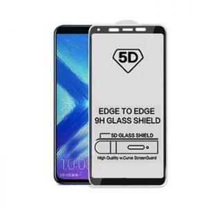 Защитное стекло 5D Full Glue Cover Glass на весь экран для для Samsung Galaxy A9 2018 (A920) – Black